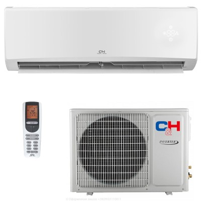 Кондиционер Cooper&Hunter ALPHA INVERTER CH-S12FTXE