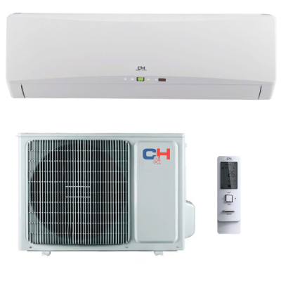 Кондиционер Cooper&Hunter ICY NEW INVERTER CH-S12FTXTB-W (Wi-Fi)