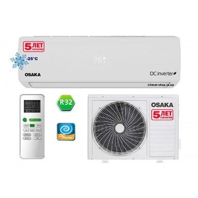 Кондиционер Osaka INVERTER STVP-12HH Power PRO DC INVERTER