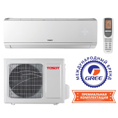 Кондиционер TOSOT HANSOL Winter Inverter GL-24WF