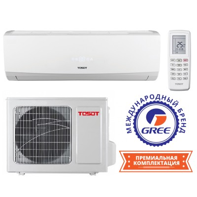 Кондиционер TOSOT SMART Inverter WIFI GS-24DW