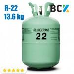 Хладагент фреон R22 13.6 кг холодоагент для холодильного оборудования