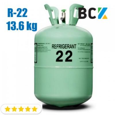 Хладагент фреон R22 13.6 кг холодоагент для холодильного оборудования (отгрузка только по предоплате 100%)