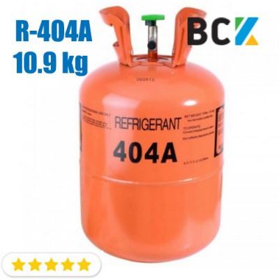 Хладагент фреон R404a 10.9 кг холодоагент для холодильного оборудования (отгрузка только по предоплате 100%)