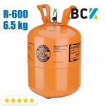 Хладагент фреон R600 6.5 кг холодоагент для холодильного оборудования