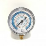 Манометр ZERO HVAC RG-250-R134A  (R-410A, R-22, R-134, R-404) (hq)