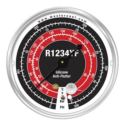 Манометр Mastercool RBH R1270/R290/R600a