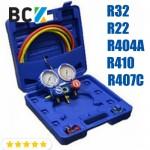 Манометричний колектор R32-R22-R404A-R410-R407C (Ice Loong)