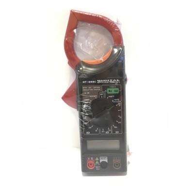 Мультиметр тестер-клещи DT-266