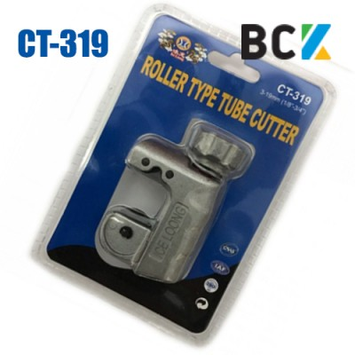 Труборез для медных труб 3-19мм 1/8- 3/4 CT-319 инструмент для монтажа кондиционеров мини