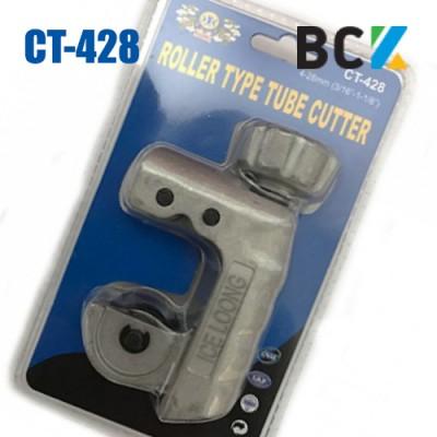Труборез для медных труб 4-28мм 3/16-1.1/8 СТ-428 инструмент для монтажа кондиционеров