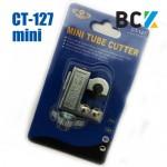 Труборез для медных труб CT-127 mini 1/8-5/8 3-16mm инструмент для монтажа кондиционеров минитруборез