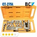 Набір вальцювальний CT-275L/CT-92 1/8-3/4 вальцовка разбортовка для мідних труб монтаж кондиціонерів