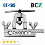 Вальцовка для медных труб СТ-195А 3/16-5/8 инструмент обработки труб для монтажа кондиционеров