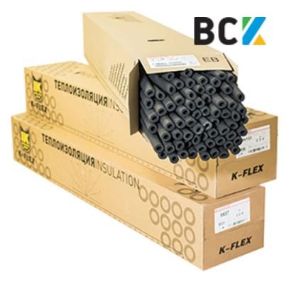 Трубка K-FLEX ST 6x12mm (от упаковки - 316м) ПОД ЗАКАЗ! термоизоляция для медных труб кондиционера - монтаж установка