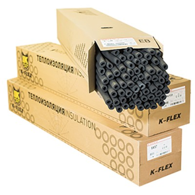 Трубка K-FLEX ST 6x10mm (от упаковки - 364м) ПОД ЗАКАЗ!