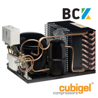 Агрегат среднетемпературный HMBP/HBP R404a CUBIGEL CMPT12RA4N (1281Вт)