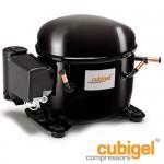 Компрессор средне/высокотемпературный HMBP R404a/R507 CUBIGEL ML60TB (350Вт)