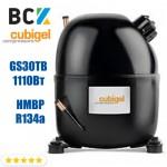 Компрессор герметичный средне/высокотемпературный HMBP R134a CUBIGEL GS30TB 1110Вт ACC для холодильных агрегатов 220В