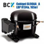 Компресор герметичний низькотемпературний LBP R134a Cubigel GL90AA_A 165Вт для холодильних агрегатів