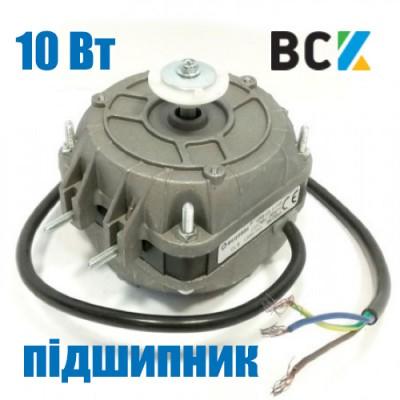 Двигатель переменного тока асинхронный 10Вт подшипник вентилятор полюсный 10W