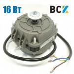 Двигун змінного струму асинхронний 16Вт втулка вентилятор полюсний 16W