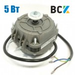 Двигун змінного струму асинхронний 5Вт втулка вентилятор полюсний 5W