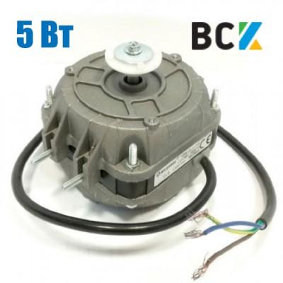 Двигатель переменного тока асинхронный 5Вт втулка вентилятор полюсный 5W