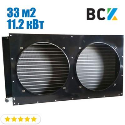 Конденсатор воздушного охлаждения FN-33.0/CD-33.0 11.2 кВт 900x200x480mm