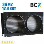 Конденсатор повітряного охолодження FN-36.0/CD-36.0 12.6 кВт 1015x180x580mm