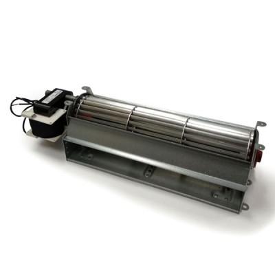 Вентилятор обдува тангенциальный  (беличье колесо) 240mm 40W YGF