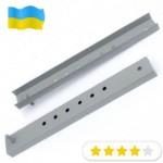Удлинитель для кронштейна кондиционера (300 мм х 2.0 мм., узкие, пара) ПОДОЛ