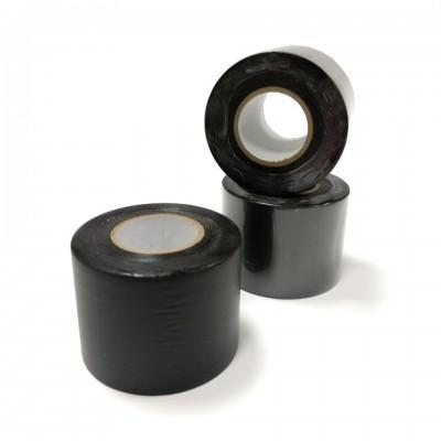 Изолента ПВХ черная 50mm L=25m