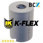 Стрічка обмотувальні тефлонова 100мм 25м обмотка 0.13mmx105mmx25m Benda Vinil K-flex біла для ізоляції труб при монтажі кондиціонерів