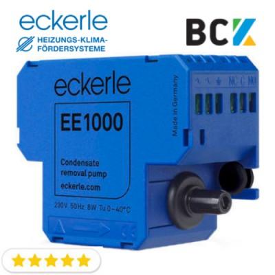 Дренажный насос Eckerle EE1000 10 л/ч помпа для кондиционеров до 10.0 кВт высота до 10м для отвода конденсата при монтаже и установке кондиционера