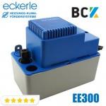 Дренажный насос Eckerle EE300 200 л/ч помпа для кондиционеров до 50.0 кВт высота до 4м для отвода конденсата при монтаже и установке кондиционера