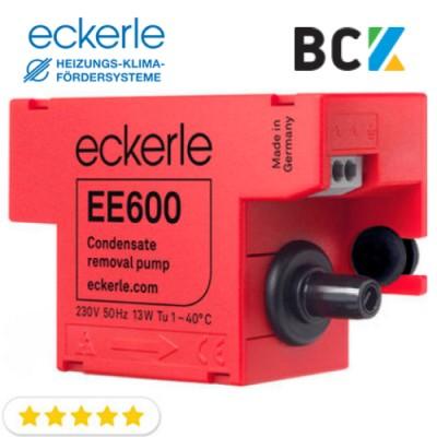 Дренажный насос Eckerle EE600 6 л/ч помпа для кондиционеров до 7.5 кВт высота до 6м для отвода конденсата при монтаже и установке кондиционера