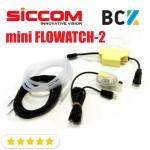 Дренажный насос mini FLOWATCH 2 Siccom 15 л/ч для отвода конденсата при монтаже и установке кондиционера