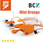 Дренажний насос Aspen Pumps Mini Orange FP2212 AC-MILAN 14 л / год для відводу конденсату при монтажі та установці кондиціонера