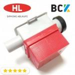 Сифон для кондиціонера DN32 HL138 Hutterer & Lechner вбудований для відводу конденсату пластиковий при монтажі та установці кондиціонерів