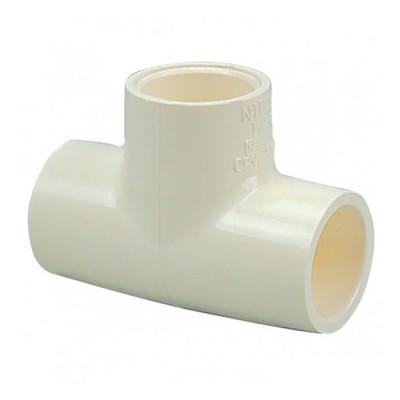 XПВХ (PVC-C) тройник Nibco