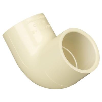 """XПВХ (PVC-C) колено 1/2"""" 90° Nibco"""