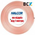 "Труба медная мягкая 1/2"" (12.7x0.81) Halcor(Греция) от метра"