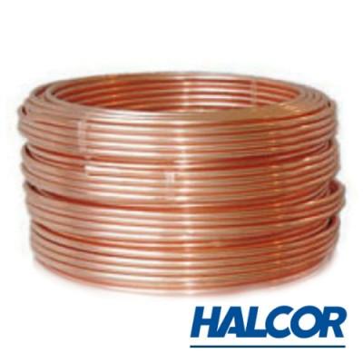 """Труба медная 3/4"""" (19.05x0.89) Halcor(Греция) от бухты 45м"""