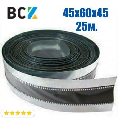 Гибкая вставка 45х60х45 25м вибровставка АМТ-45-60-45 рулонная антивибрационная для монтажа вентканала и вентилятора вентиляция