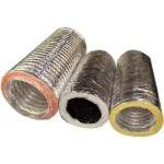 Воздуховоды гибкие изолированные (5)