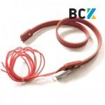 Нагревательная лента для картера компрессора 35W 462/500mm греющий нагревательный кабель под зимний комплект кондиционера