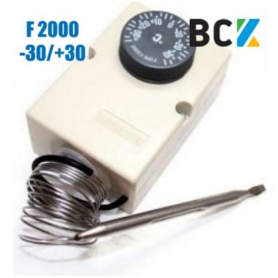 Термостат F2000 датчик реле температуры -35°C+35°C (под зимний комплект кондиционера)