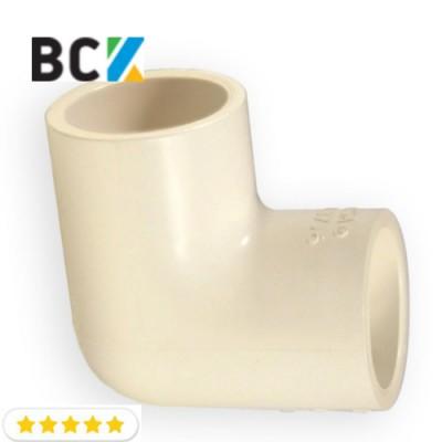 Угол 90 град для дренажной трубы 16 мм пластик под клей для установки и монтажа кондиционеров вывод конденсата